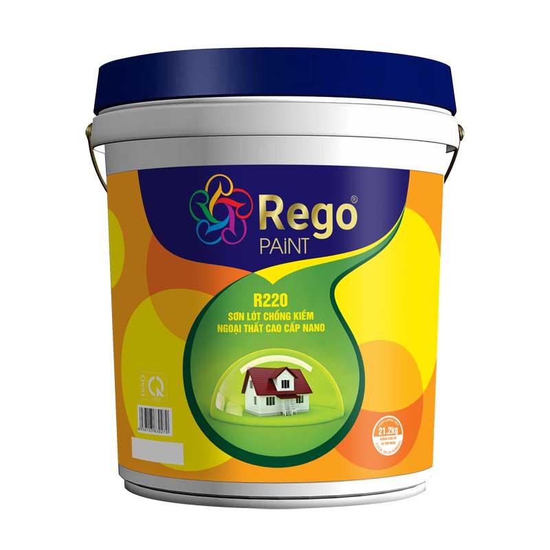 Sơn lót chống kiềm ngoại thất cao cấp Nano – R220