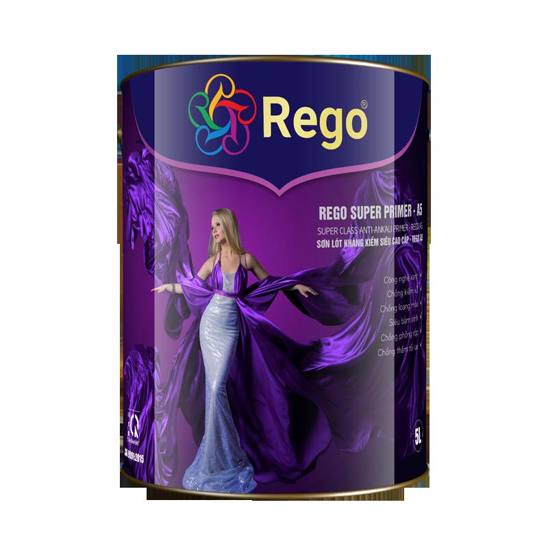 Sơn lót kháng kiềm cao cấp – Rego A5