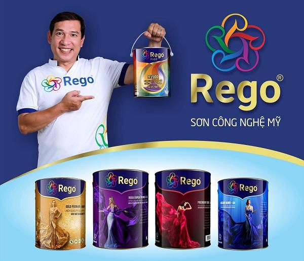Sơn Rego – Ra mắt đại sứ thương hiệu – đồng hành cùng nghệ sĩ Quang Thắng