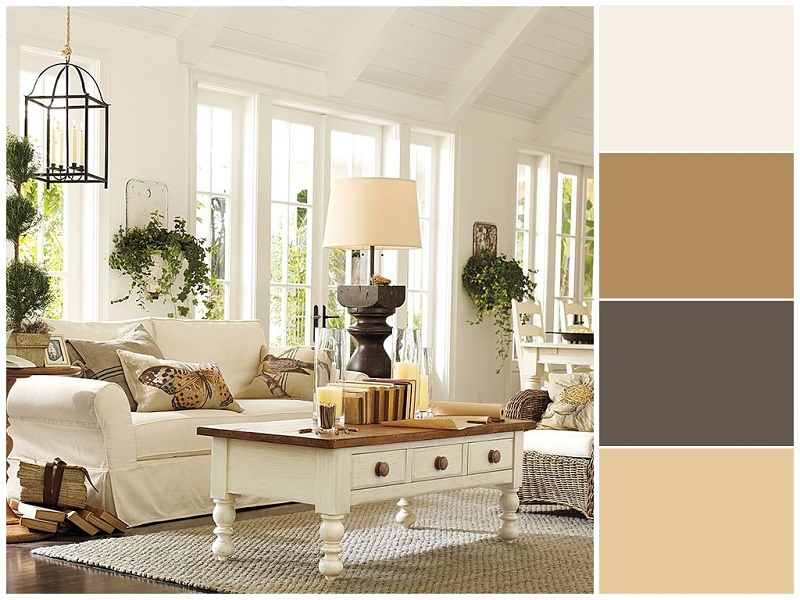 Chọn màu sơn phòng khách đẹp theo phong cách gia chủ