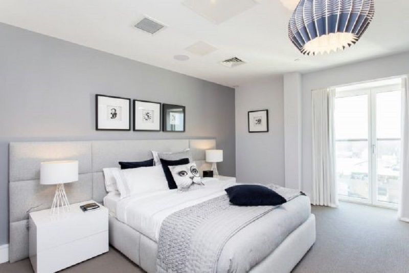 Xu hướng mới cho màu sơn tường phòng ngủ năm 20192