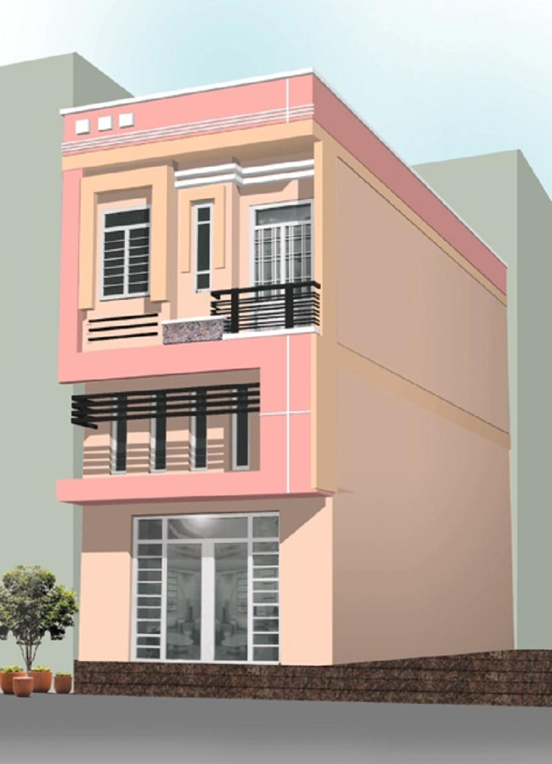 màu sơn đẹp cho ngôi nhà 4